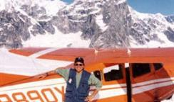 Mt. McKinley, Alaska August 1995